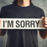"""Apologizing is Weak"" is a Crazy Notion"